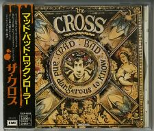 QUEEN - THE CROSS : CD - MAD, BAD AND DANGEROUS TO KNOW - JAPAN