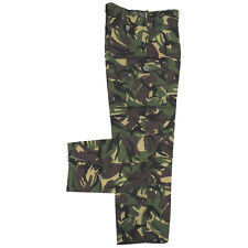 Genuine British Army Woodland DPM Camo Pants Soldier 95/2000 Combat Trousers