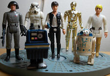 vintage star wars figures various (I)