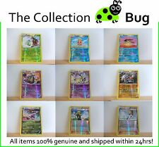 Pokemon XY BREAKpoint Pick From List : Parallel Foil Reverse Holo Cards 1-60