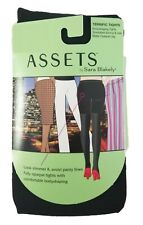 New Assets by Sara Blakely Solid Terrific Shaper Tights Style Number 158