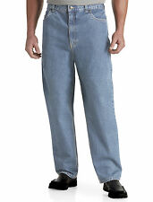 Harbor Bay Loose-Fit Denim Jeans Casual Male XL Big & Tall