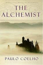 The Alchemist by Paulo Coelho, large paperback