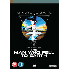 The Man Who Fell To Earth (Digitally Restored) [DVD] [1976]