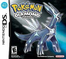 Pokemon: Diamond Version Nintendo DS GAME CARTRIDGE DS LITE DSI XL 3DS