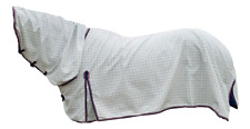 Poly Cotton Ripstop Horse Combo Rug Breathable 380gsm