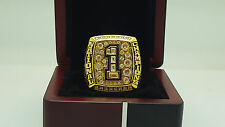 2008 UF Florida Gators NCAA National CHAMPIONSHIP RING 8-14S copper for TEBOW