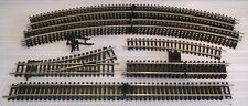 Hornby OO Gauge Nickel Silver Track Job Lot - Large Oval With Siding. Near Mint!