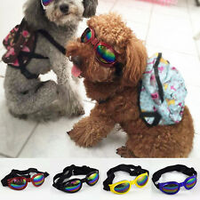 Goggles UV Sunglasses Anti-wind Glasses Eye Wear Protection Fashion Cool Pet Dog