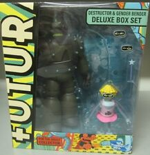 Futurama Destructor with Gender Bender 2013 SDCC Exclusive  USA