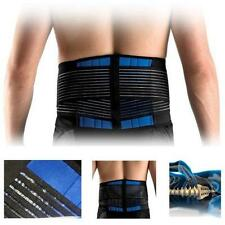 Pain Relief Lower Waist Belt Back Brace Lower Back Therapy Lumbar Support Hot
