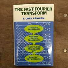 BRIGHAM The Fast Fourier Transform 1974 HC