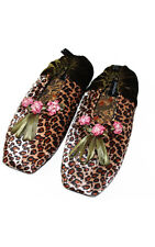 """NEW Goody Goody Bon Bon """"Jungle Rose"""" Slippers Women's SIZE is your CHOICE S/M/L"""