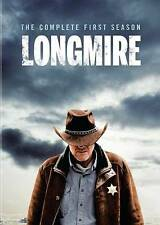 Longmire: The Complete First Season (DVD, 2013, 2-Disc Set)