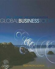 Global Business Today Hill Cronk etc. Paperback textbook
