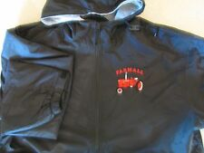 Farmall H/M Full Zip Hooded Jacket w/Pockets (2 colors)