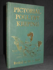 Pictorial Poultry Keeping 1980 BATTY Chicken/Duck/Geese/Turkey/Farming/Breeding