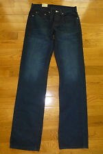 Levis 559 Relaxed Straight Fit Jeans 32x38 34x36  NEW   Dark Indigo