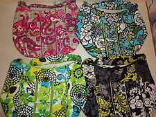 Vera Bradley Clare Hipster--Paisley Meets Plaid, Island Blooms,Lime's Up,Baroque