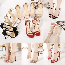 New summer 5 Color women sandals high heel shoes Party Sandals Peep toe