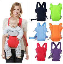 Ergonomic Infant New Breathable Adjustable Backpack Sling Baby Carrier Rider