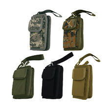 Multifunction Outdoor Tactical Military Card Slots Big Case Bag Key Wallet Pouch