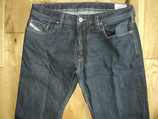 """Mens Diesel LARKEE RELAXED Jeans 34"""" W 32"""" L 0088Z Wash Very Good Condition"""