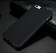 For iphone 5/5s/SE Elegant Soft 360° Protection Silicone TPU Matte Case Cover