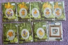 YOUR CHOICE: PERMIN OF COPENHAGEN Counted Cross Stitch Kit CHRISTMAS & EASTER