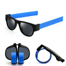 Unisex UV400 Polarized Folding SunGlasses Creative Sunglasses Fashion