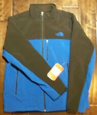NEW Authentic THE NORTH FACE Mens Blue Apex Bionic Softshell Ski Jacket TNF