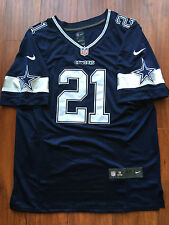 NFL Dallas Cowboys Ezekiel Elliott On Field Sewn/Stitched Jersey NWT