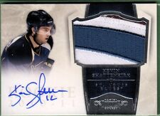 2010-11 Dominion #247 Kevin Shattenkirk PATCH RC 19/99 HARD SIGNED AUTO