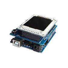 "New 1.8"" inch 128x160 TFT LCD + Adapter Shield Module SPI Interface For Arduino"