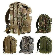 20L Outdoor Army Molle 3 Day Bag 3P Assault Tactical Military Camping Backpack