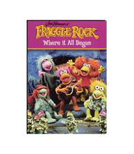 Fraggle Rock: Where It All Began  DVD (Z15)