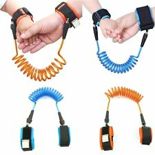Child Baby Toddler Safety Walking Harness Anti-lost Strap Wrist Leash Hand Belt