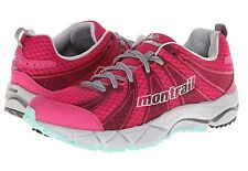 "New Womens Montrail ""Fluidfeel II"" Athletic Trail Running Shoes"