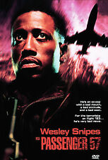 PASSENGER 57 DVD.  Action Movie. Rare WESLEY SNIPES BRAND NEW FREE SHIPPING