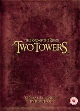 The Lord Of The Rings - The Two Towers (DVD, 2005, 4-Disc Set, Special Extended…