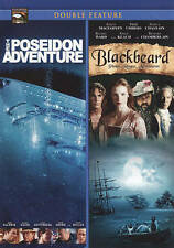Poseidon Adventure & Blackbeard  DVD