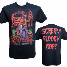 DEATH - SCREAM BLOODY GORE - Official Band T-Shirt - Death Metal - New M L XL