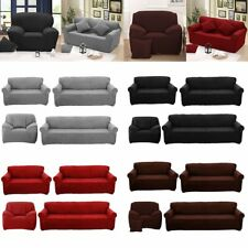 Stretch Sofa Couch Covers Slip Cover 1 Seater 2 Seater 3 Seater 4Seater Lounge A