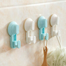 Large Suction Cup Strong Lever Lock Hook Wall Hanger Kitchen Sucker Hook ox