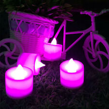 LED Candle Flameless Flickering Tea Light Battery Candle Wedding Xmas Decor New