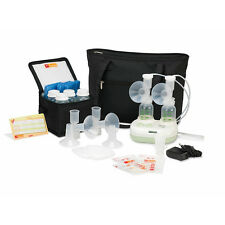 Purely Yours Ultra Double Electric Breast Pump with Tote | Ameda