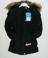 BNWT LAZYTOWN STEPHANIE HOODED PARKA COAT RRP £32.99 1-2 YRS FREE DELIVERY.