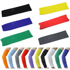 Basketball Baseball Shooting Sleeve Sport Stretch Wristband Arm Band Sleeve HU