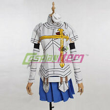 Erza Scarlet from Fairy Tail Anime Cosplay Costume Costume made in Any Size