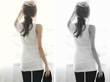 Camisole Cami Bottoming T-Shirt Tank Tops Sexy  Sleeveless Vest